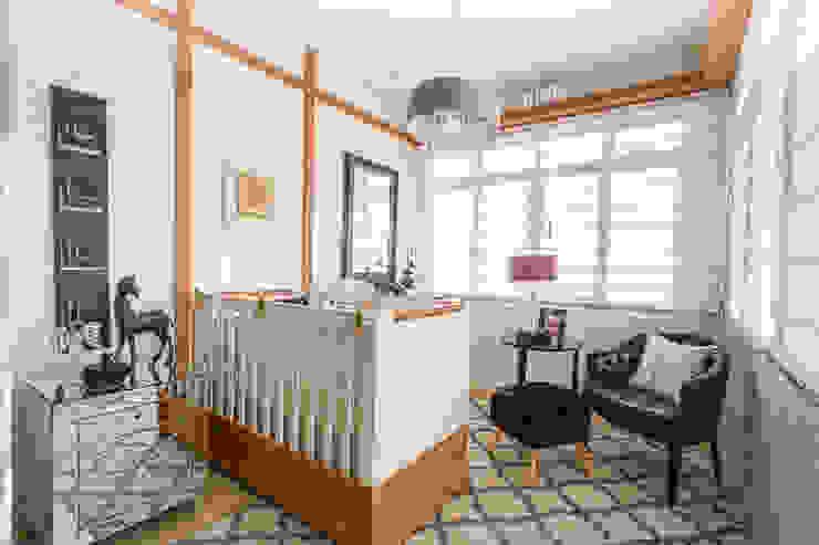 Sgabello Interiores Baby room MDF Black