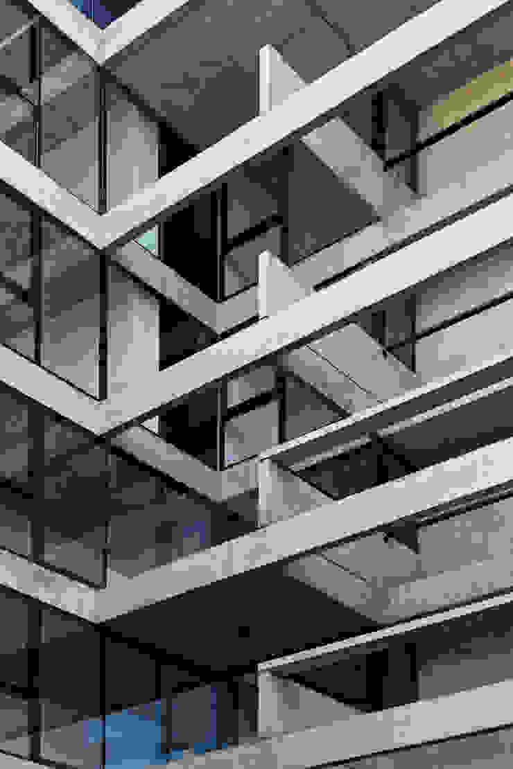 ATV Arquitectos Casas estilo moderno: ideas, arquitectura e imágenes Vidrio