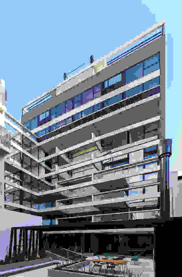 ATV Arquitectos Casas estilo moderno: ideas, arquitectura e imágenes Concreto