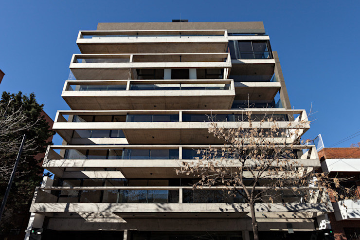 ATV Arquitectos Casas estilo moderno: ideas, arquitectura e imágenes