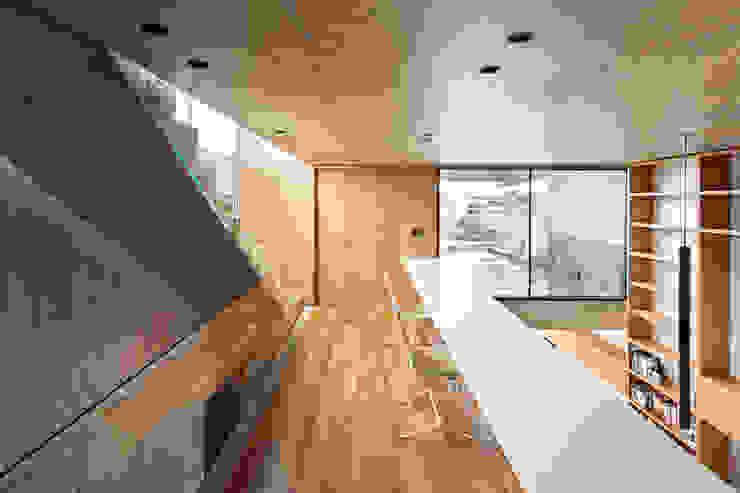 ATV Arquitectos Oficinas y bibliotecas de estilo moderno Madera