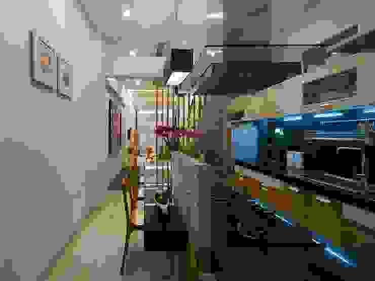 Kitchen by Công ty TNHH Xây Dựng TM – DV Song Phát, Modern