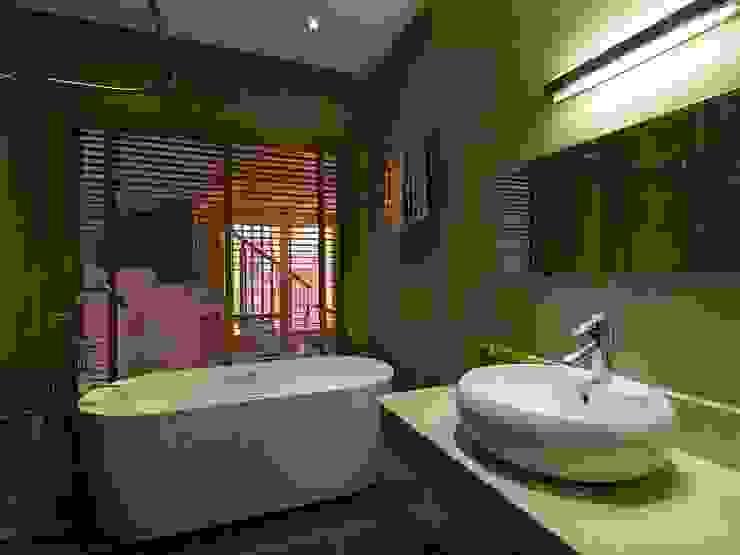 Phòng tắm Phòng tắm phong cách hiện đại bởi Công ty TNHH Xây Dựng TM – DV Song Phát Hiện đại