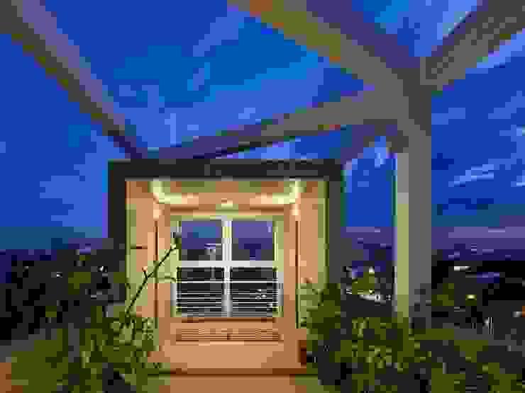 Sân thượng Hiên, sân thượng phong cách hiện đại bởi Công ty TNHH Xây Dựng TM – DV Song Phát Hiện đại