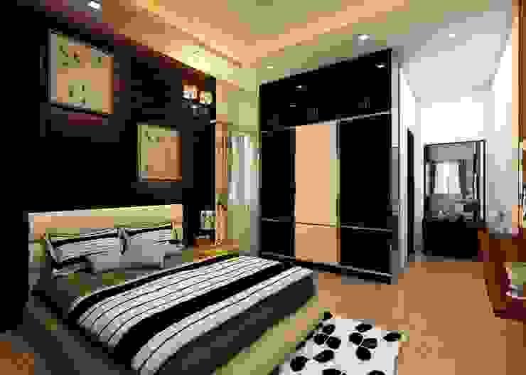 Bedroom homify Classic style bedroom