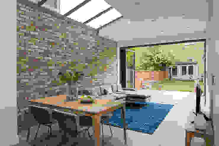 High Barnet Terrace House Transformation by Model Projects Ltd Сучасний
