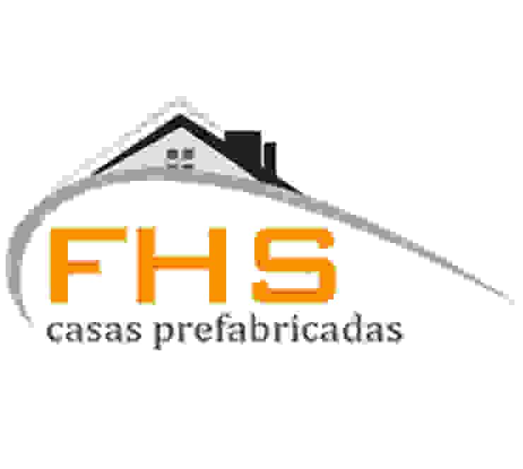 de FHS Casas Prefabricadas Moderno Hierro/Acero