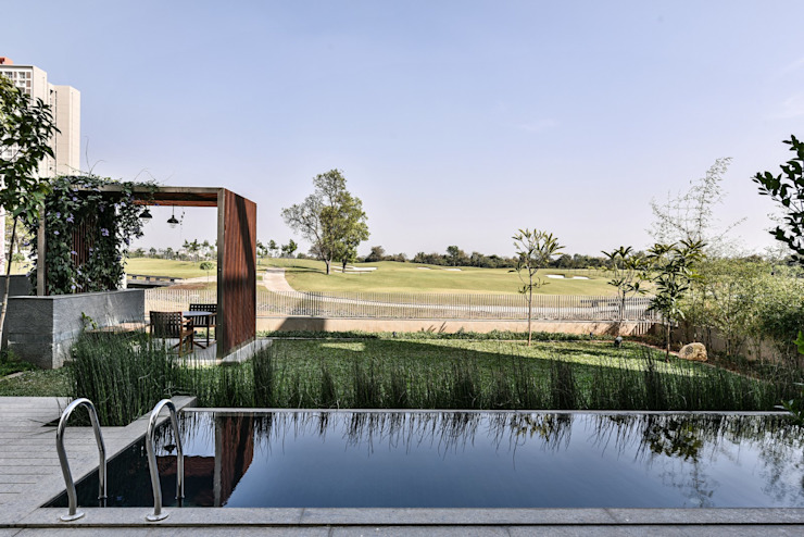 Premium Villa by Racheta Interiors Pvt Limited Minimalist