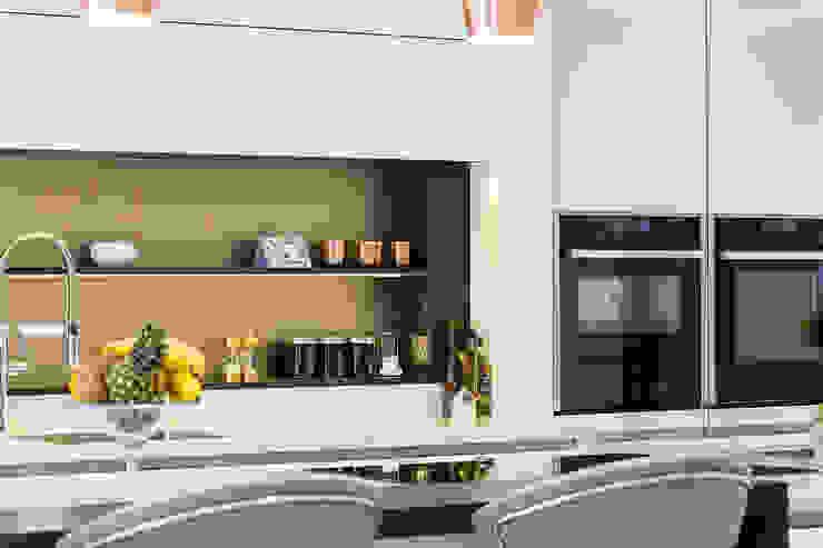 Thames Ditton House Refurbishment by Model Projects Ltd Сучасний