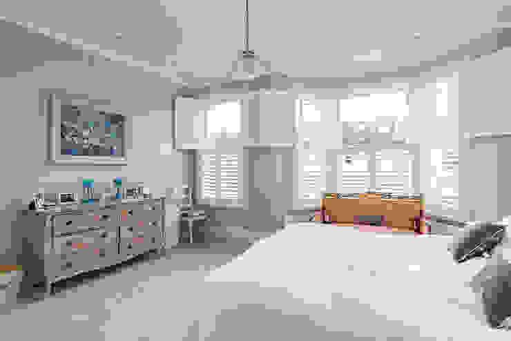 Jess & Hugo's Shepherd's Bush Renovation Classic style bedroom by Model Projects Ltd Classic