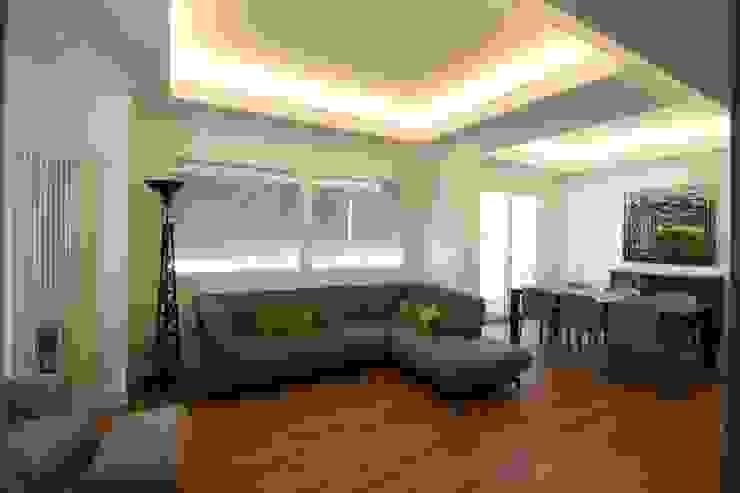 Salon moderne par Giuseppe Rappa & Angelo M. Castiglione Moderne