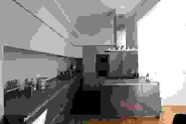 Giuseppe Rappa & Angelo M. Castiglione ห้องครัว