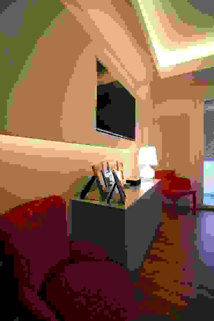 Chambre moderne par Giuseppe Rappa & Angelo M. Castiglione Moderne