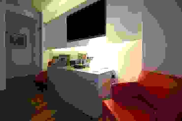 APPARTAMENTO A PALERMO – 2017 Camera da letto moderna di Giuseppe Rappa & Angelo M. Castiglione Moderno