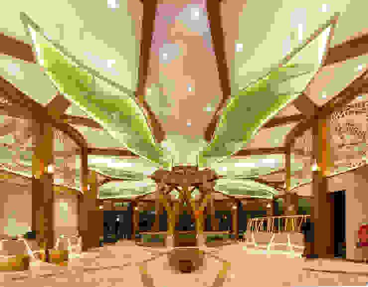 대명 소노펠리체 CC골프클럽하우스 트로피컬 스타일 호텔 by D.P.J & Partners 휴양지