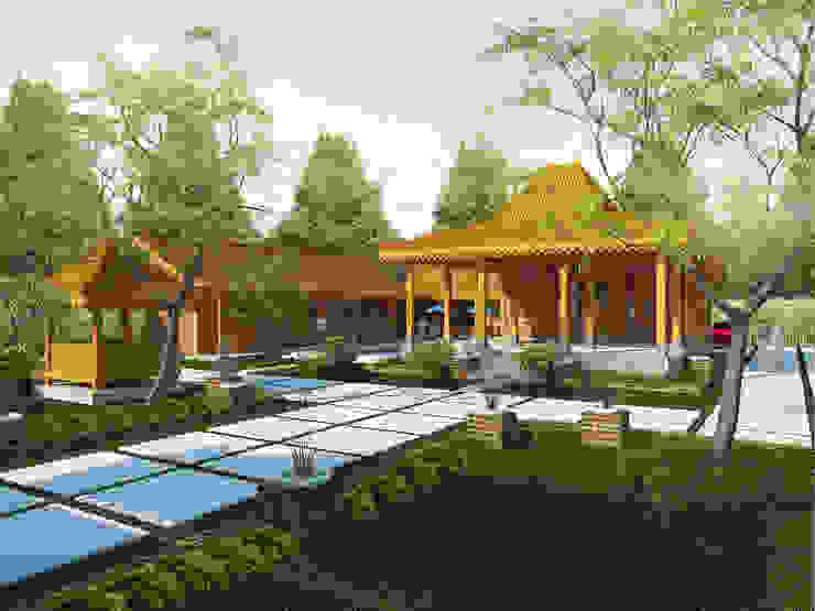 Joglo. sleman yogyakarta Oleh Chans Architect