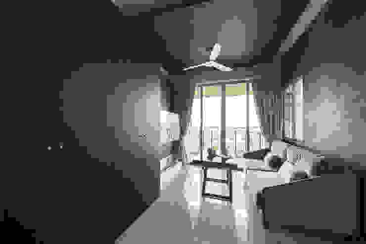 THE GLADES Scandinavian style living room by Eightytwo Pte Ltd Scandinavian