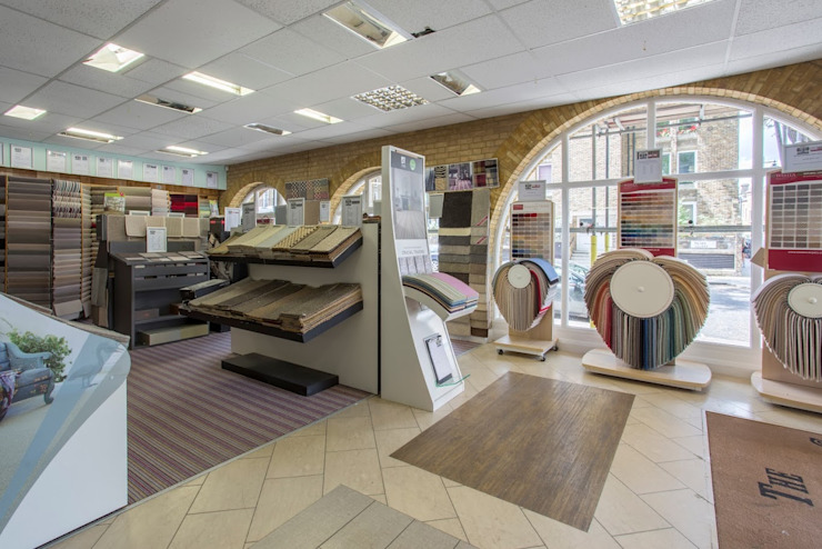 Offices & stores by The Flooring Group, Modern