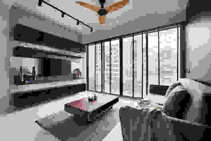 ECOPOLITAN 2 Scandinavian style living room by Eightytwo Pte Ltd Scandinavian