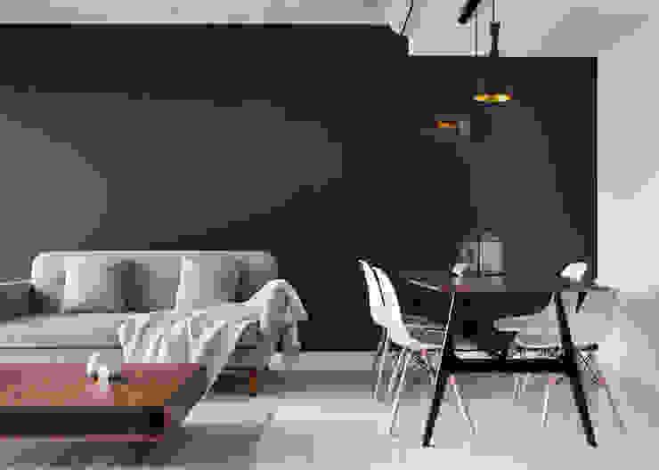 ECOPOLITAN 2 Modern living room by Eightytwo Pte Ltd Modern