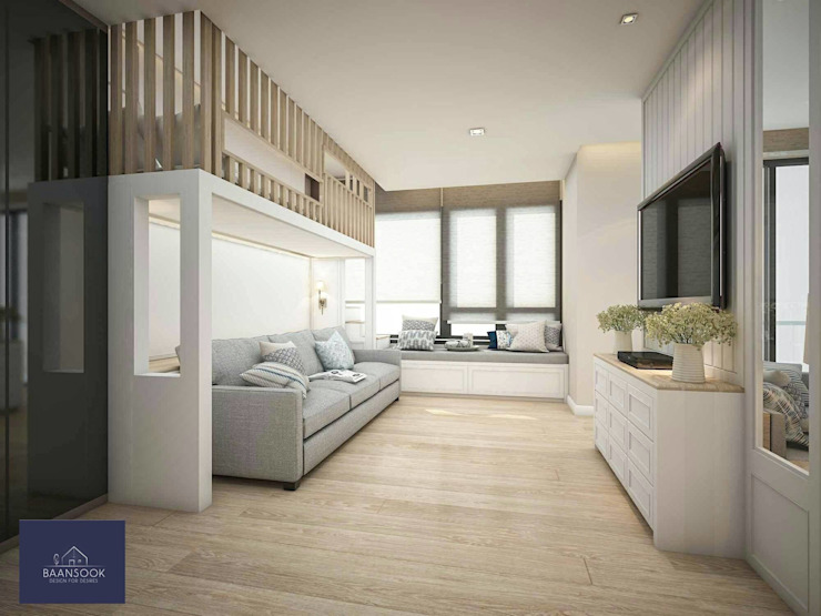 333Riverside โดย BAANSOOK Design & Living Co., Ltd.