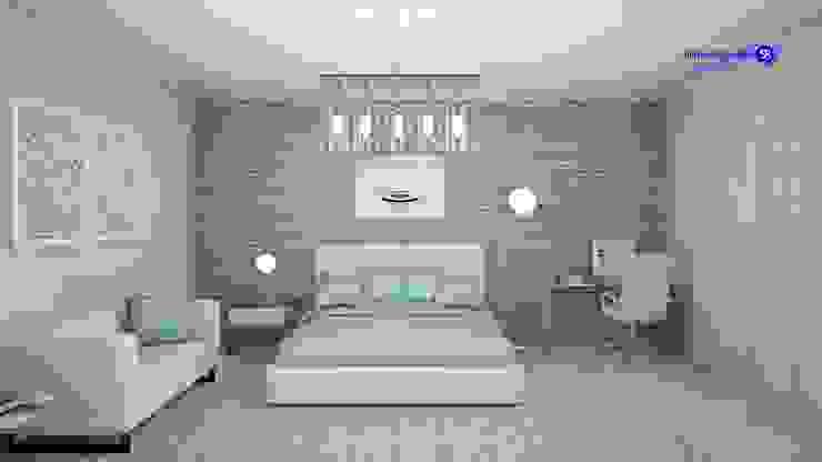 Bedroom Modern Bedroom by 'Design studio S-8' Modern