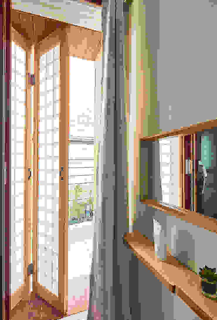 제기동 미니멀 한옥 아시아스타일 미디어 룸 by 주식회사 착한공간연구소 한옥