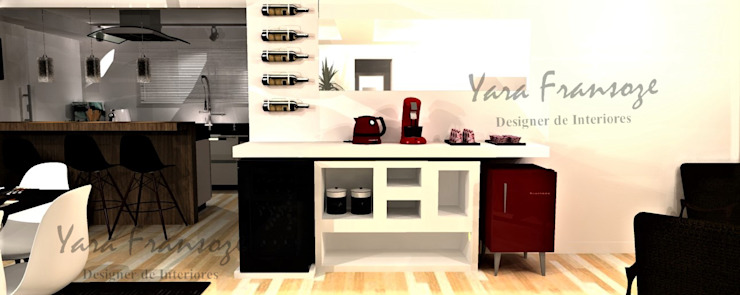 Wine cellar by Yara Interiores, Modern