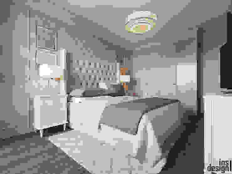 Chambre classique par Y.F.architects Classique