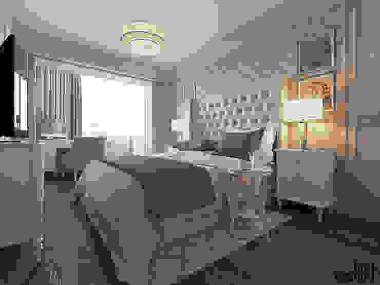 Klassische Schlafzimmer von Y.F.architects Klassisch