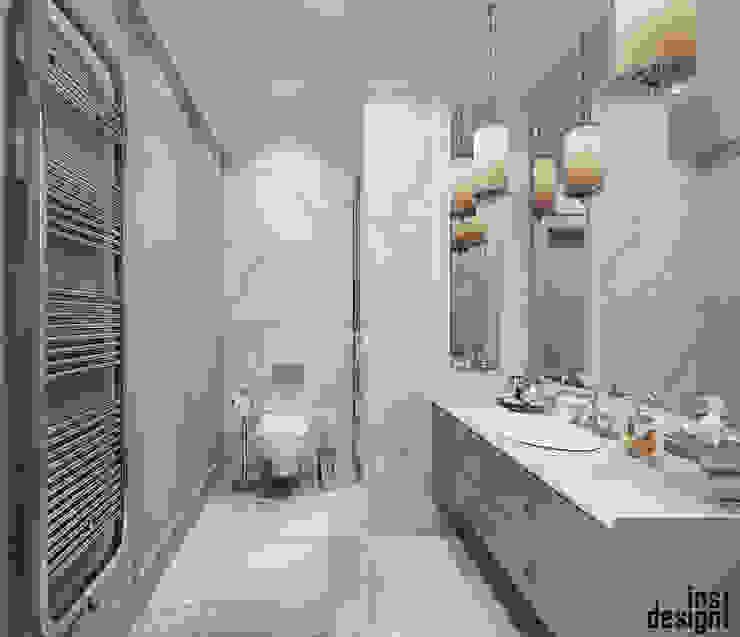 Klassische Badezimmer von Y.F.architects Klassisch