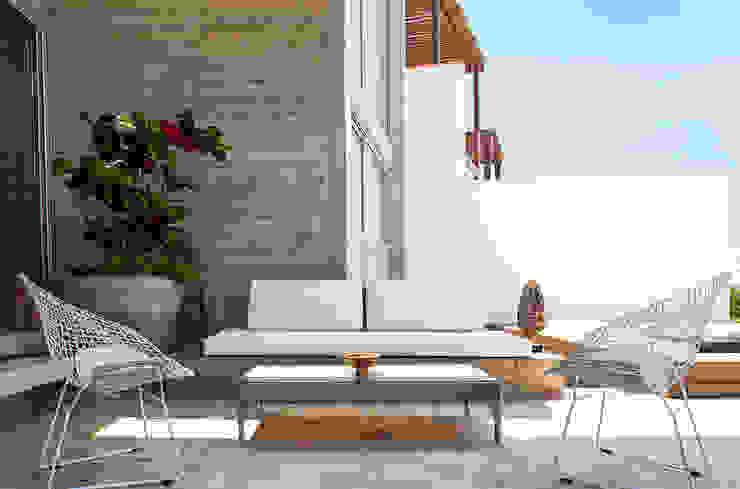 Chetecortés Modern Terrace