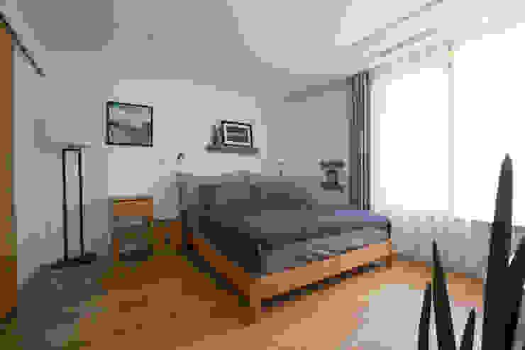 경희궁 자이 인테리어 모던스타일 침실 by bomhousing 모던