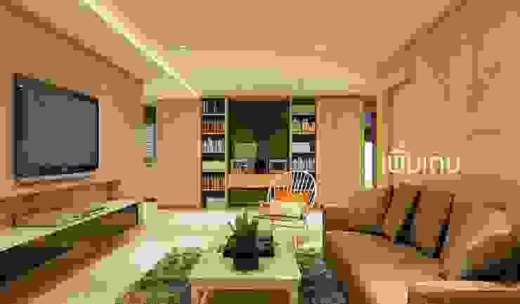 Living Room โดย เพิ่มเติม l interior design