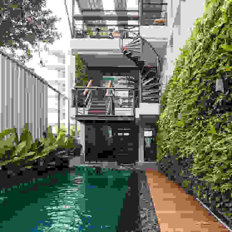 บ้านเอกมัย โดย t+architecture