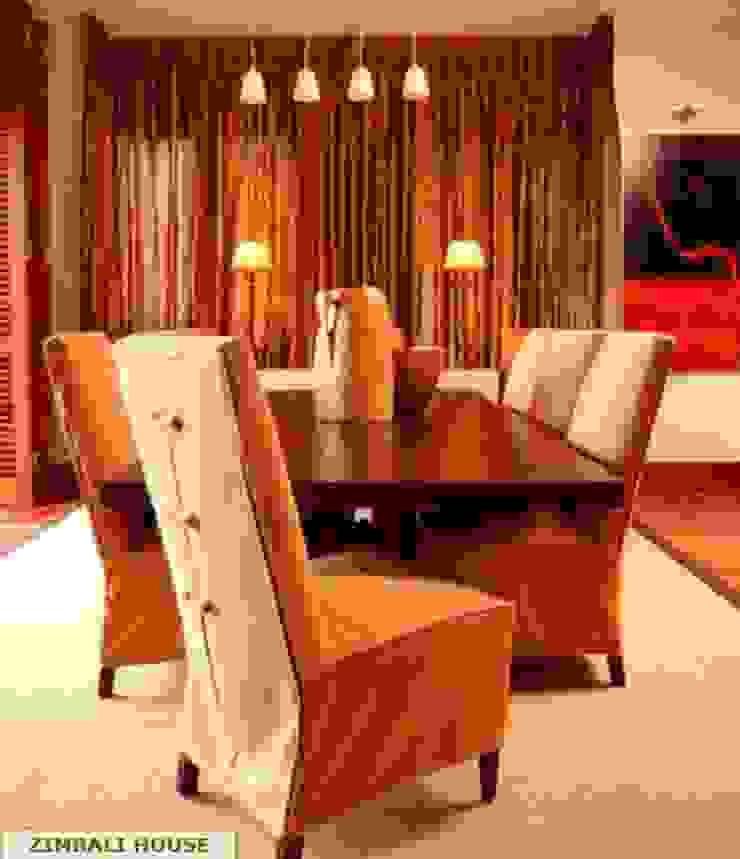 DINING AREA Minimalist dining room by Kiara Tiara by Tanja Tomaz Minimalist