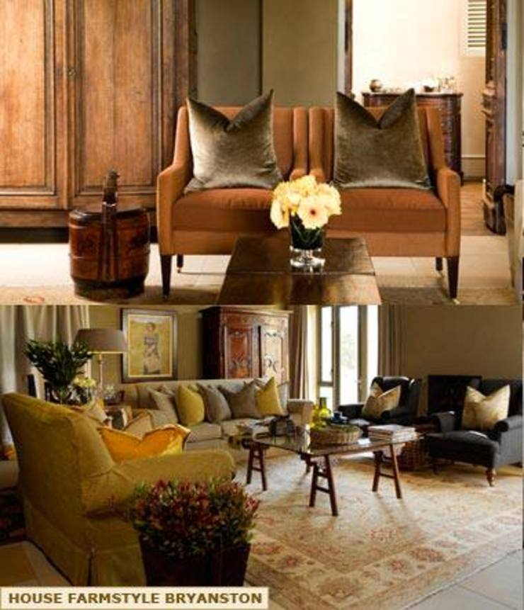 LIVING ROOM AND SEATING SELECTION by Kiara Tiara by Tanja Tomaz Colonial