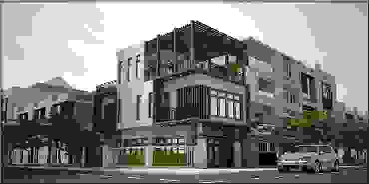 NHÀ PHỐ ANH DOANH:  Nhà by công ty cổ phần Thiết kế Kiến trúc Việt Xanh
