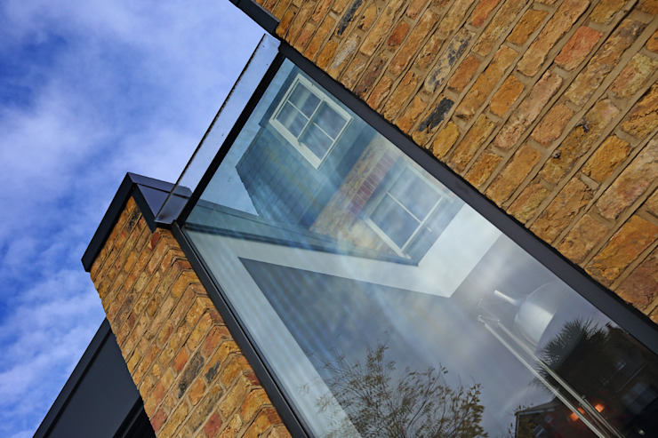 Edwardian meets contemporary; Teddington Family Home Oleh PAD ARCHITECTS Modern