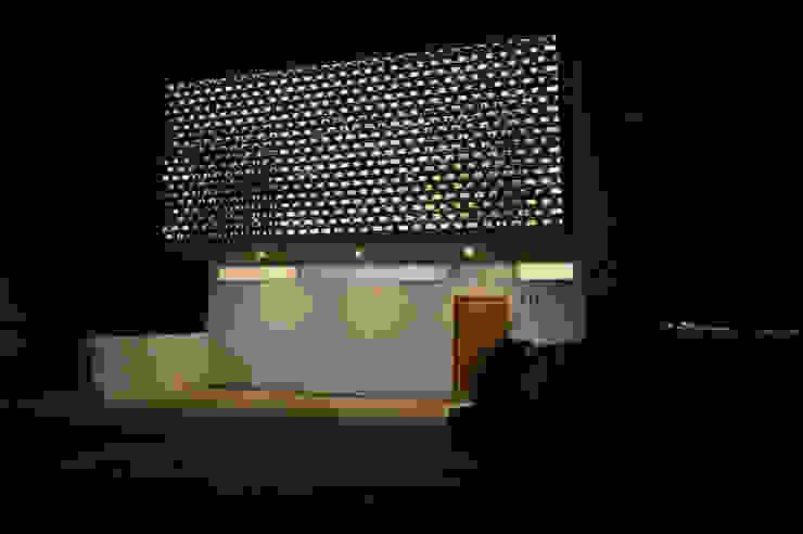 AWA arquitectos Single family home Grey