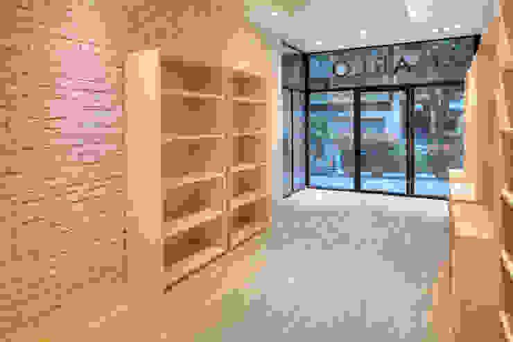 AWA arquitectos Commercial Spaces Bricks Beige