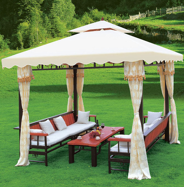 Garden Party Gazebo by Tent Hire Pretoria