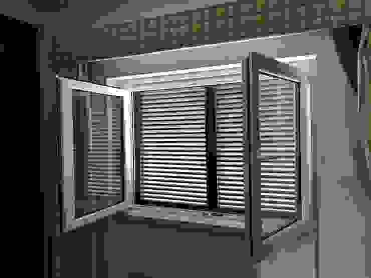 homify Portas e janelas rústicas