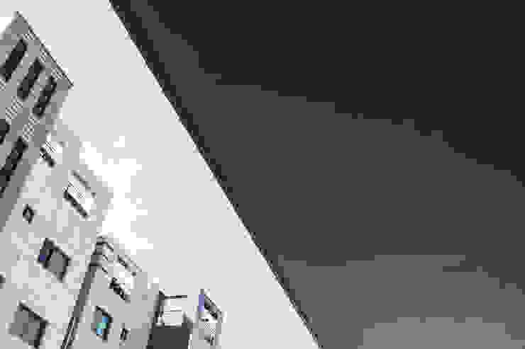 커빙스케이프_구리시 갈매동 562-4 상가주택 by AAG architecten 모던 금속