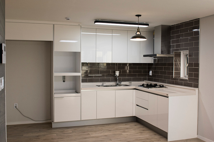 Kitchen units by AAG architecten