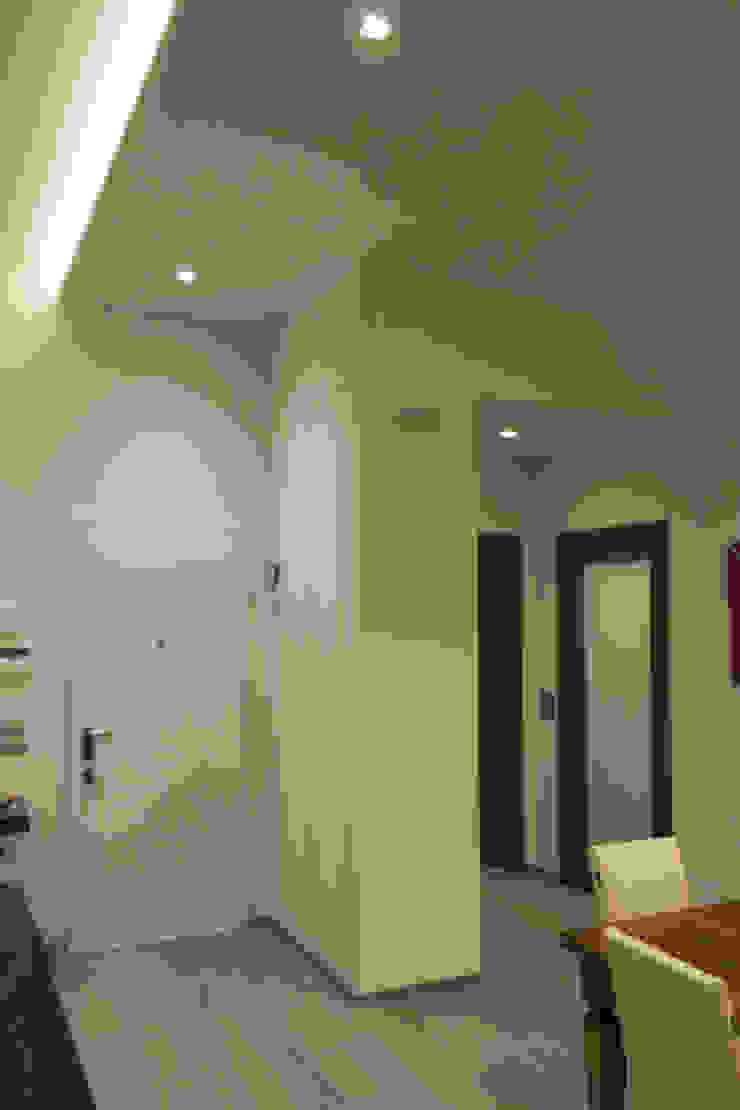Architettura & Interior Design 'Officina Archetipo' Koridor & Tangga Modern