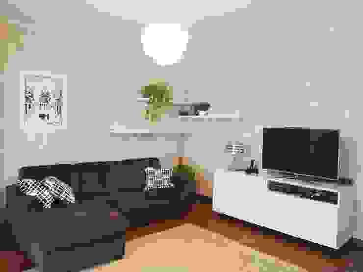 Livings de estilo moderno de Pamela Tranquilli Interior Designer Moderno
