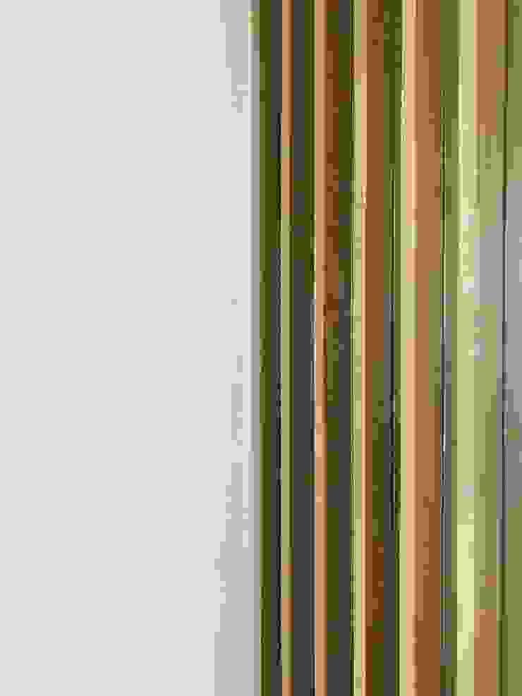 FZ House Dinding & Lantai Modern Oleh JSParchitect Modern Kayu Buatan Transparent