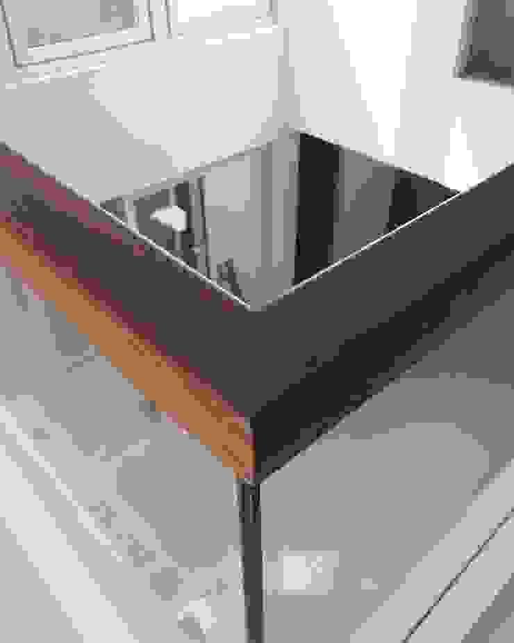 FZ House Ruang Keluarga Modern Oleh JSParchitect Modern Kayu Wood effect