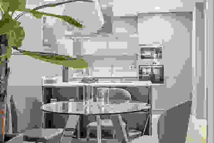 Luzestudio - Fotografía de arquitectura e interiores Cozinhas modernas